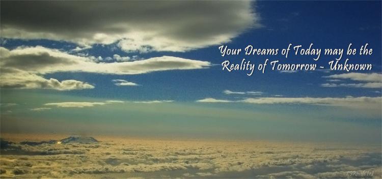 dreams tomorrow